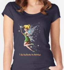 Believe in Magic Women's Fitted Scoop T-Shirt
