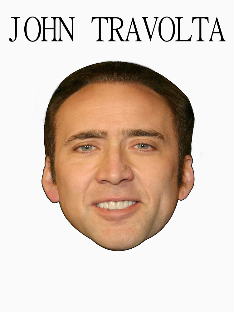John Travolta/Nicolas Cage Face/Off by Paul502Paul