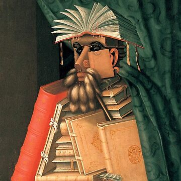 Giuseppe Arcimboldo - The Librarian by carpediem6655
