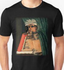 Giuseppe Arcimboldo - The Librarian Unisex T-Shirt