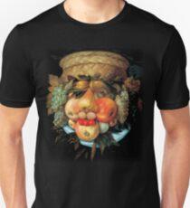 Giuseppe Arcimboldo - Fruit Basket Unisex T-Shirt
