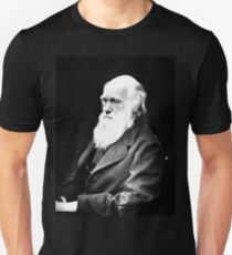 Charles Darwin | The Wighte Collection Unisex T-Shirt