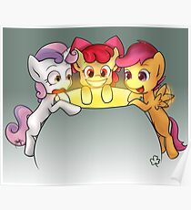 We'll Get Our Cutie Marks For Sure! Poster