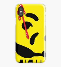 Who watches the K-Men? 2.0 iPhone Case