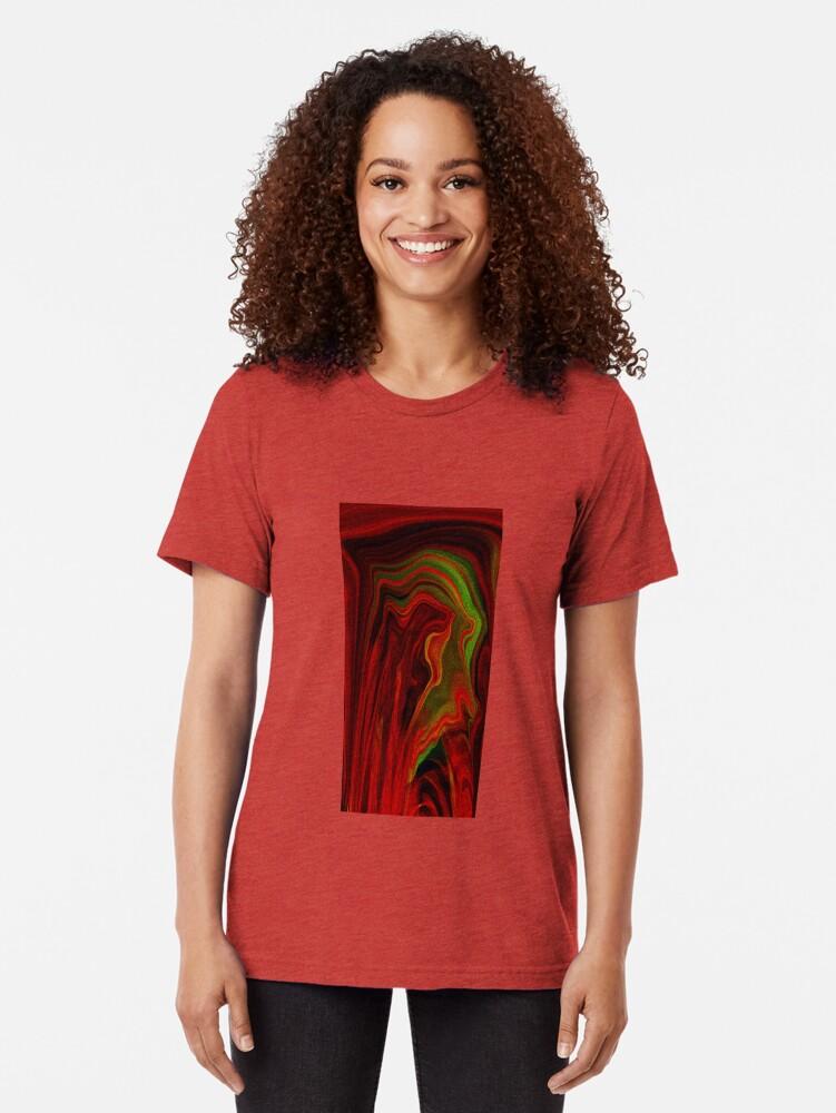 Alternate view of Golum Tri-blend T-Shirt