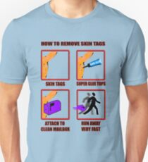 Skin Tags Unisex T-Shirt
