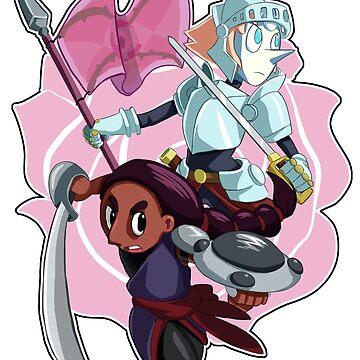 Sworn to the Sword by ninjalemon