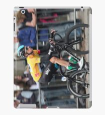 Bradley Wiggins - Tour of Britain 2013 iPad Case/Skin
