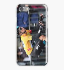 Bradley Wiggins - Tour of Britain 2013 iPhone Case/Skin