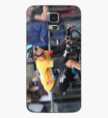 Bradley Wiggins - Tour of Britain 2013 Case/Skin for Samsung Galaxy
