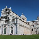 Pisa Cathedral and the Leaning Tower by MelTho