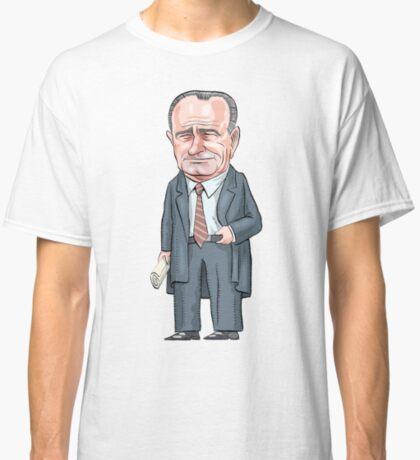 President Lyndon B. Johnson  Classic T-Shirt