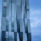 Skyscraper in Wien (Vienna) - Austria by Arie Koene