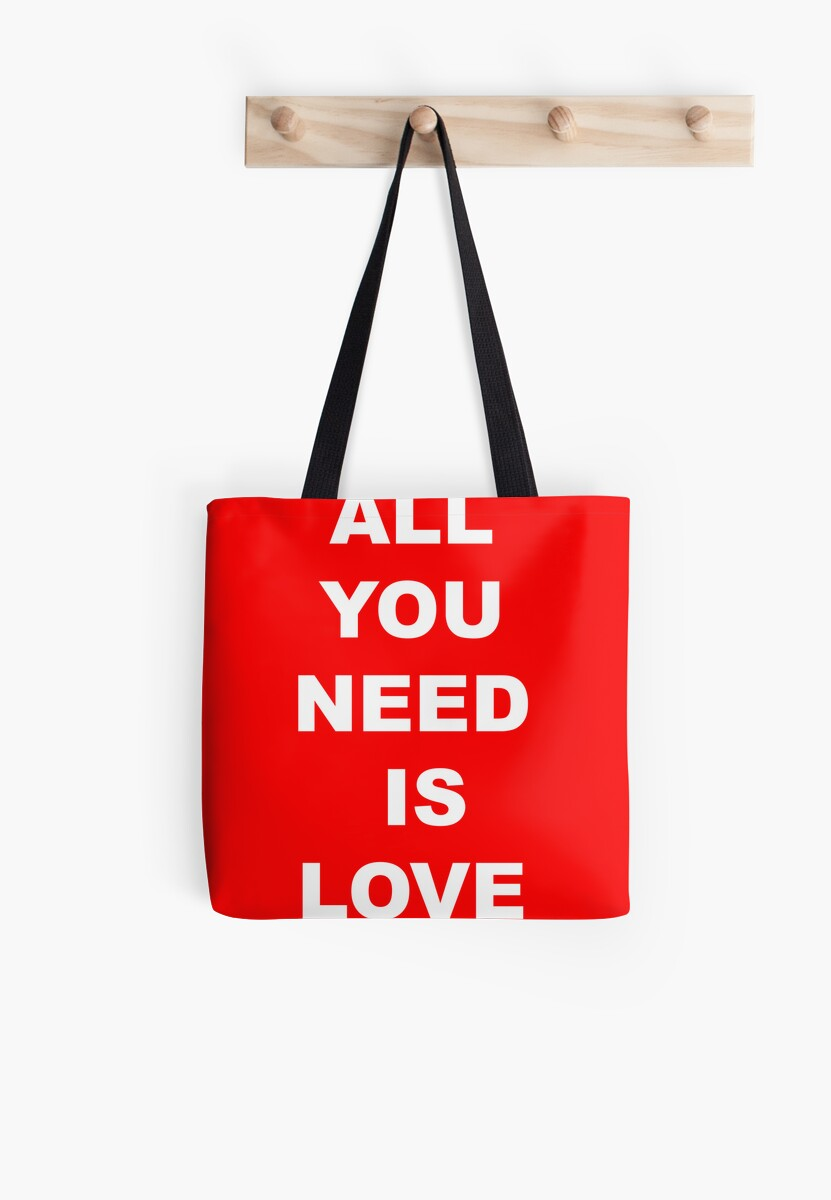 All You Need Is Love by designhappi