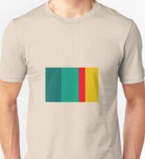 Minimalist Retro Pattern Unisex T-Shirt