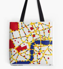BOOGIE WOOGIE LONDON Tote Bag