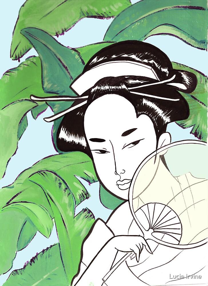 Geisha  by Lucie Irvine