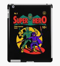 Superhero Comic iPad Case/Skin