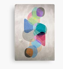 Graphic 100 Canvas Print