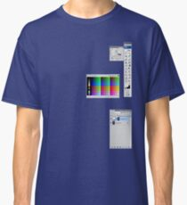 Windows To The Soul (Swatches) Classic T-Shirt