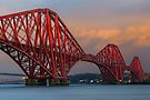 Forth Bridge (2) by Karl Williams