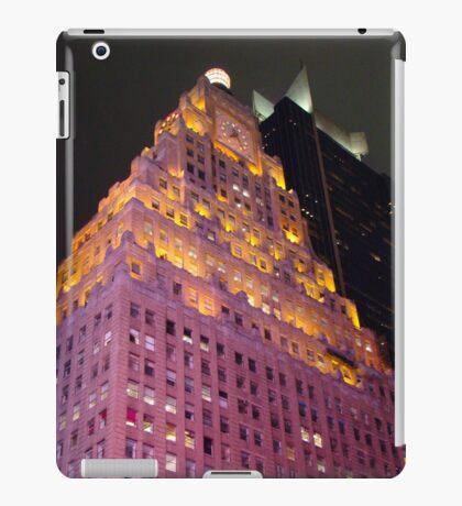 The Paramount Building iPad Case/Skin