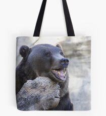 Beary Happy Tote Bag