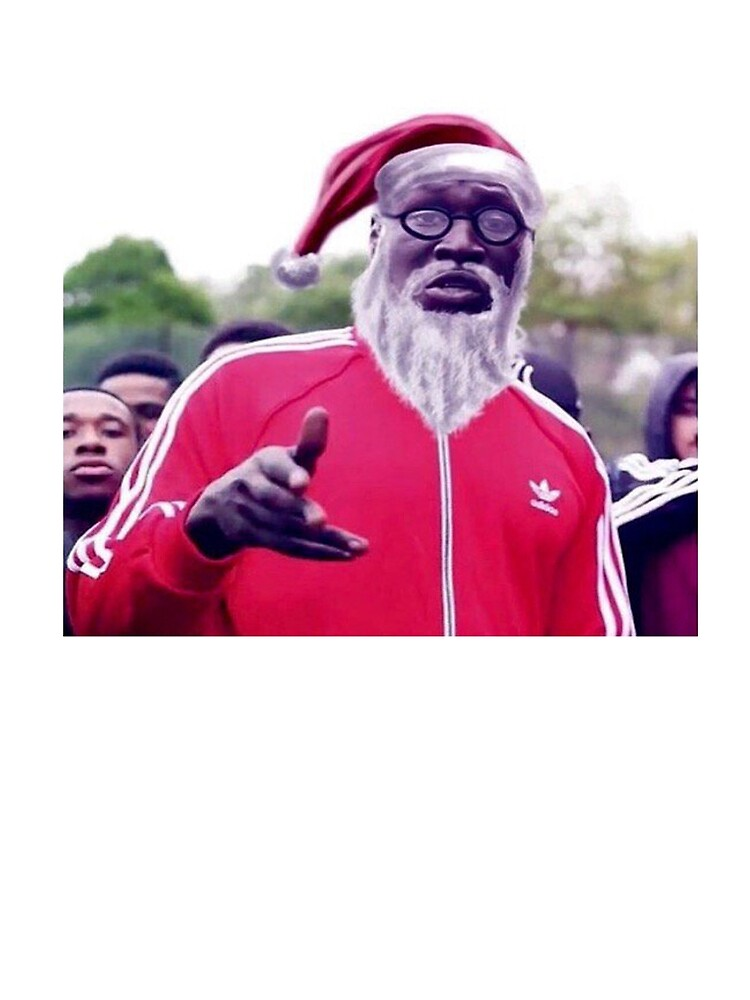 Stormzy Shut up Christmas Grime by RighteousOnix