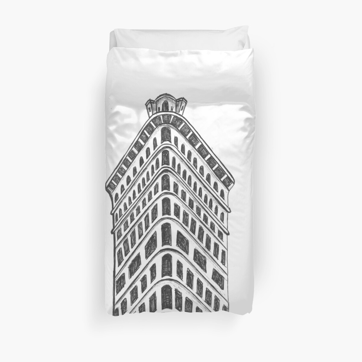 Flatiron Building by pineapplestreet