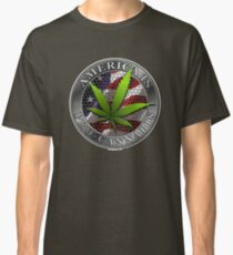 America is Pro Cannabis Classic T-Shirt