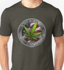 America is Pro Cannabis T-Shirt