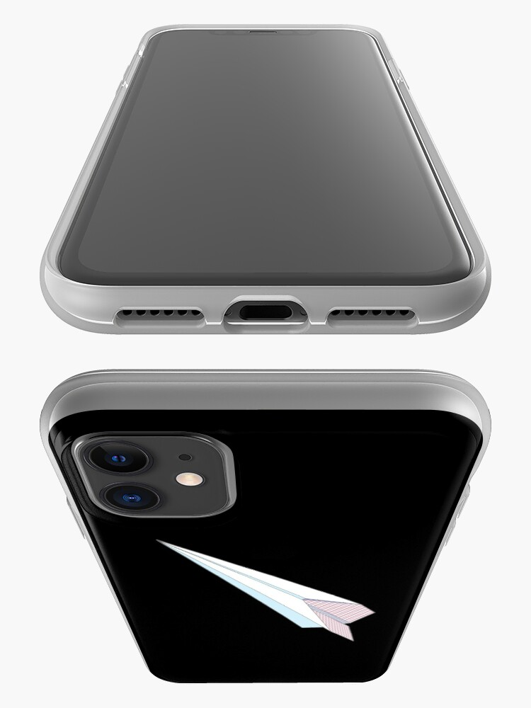 Alternate view of Paper airplane freedom  iPhone Case & Cover