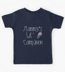 Mommy's Lil Companion Kids Tee