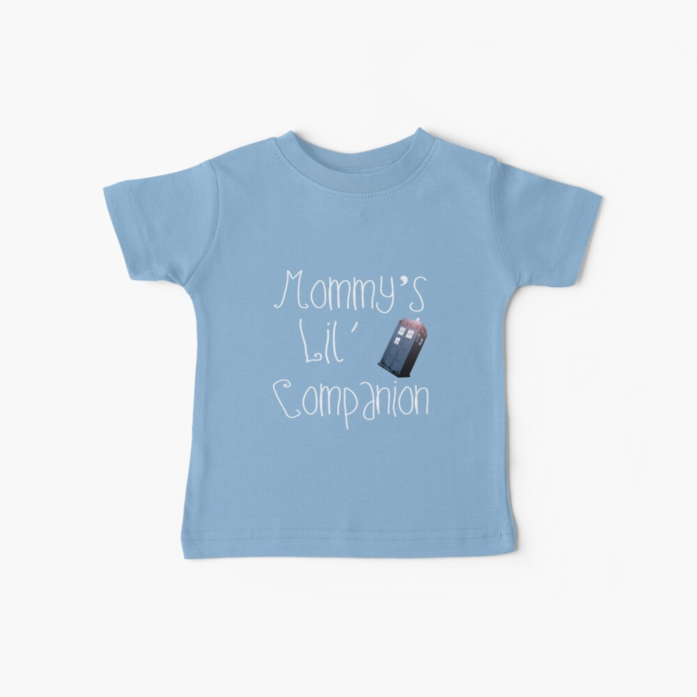 Mommy's Lil Companion Baby T-Shirt