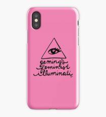 Gaming's Feminist Illuminati iPhone Case