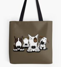 EBT Group Cartoon Design  Tote Bag