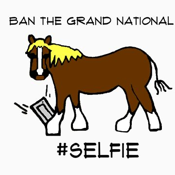 Ban the Grand National! by thehippievegan