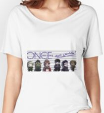 Once Upon A Time's Most Wanted Women's Relaxed Fit T-Shirt