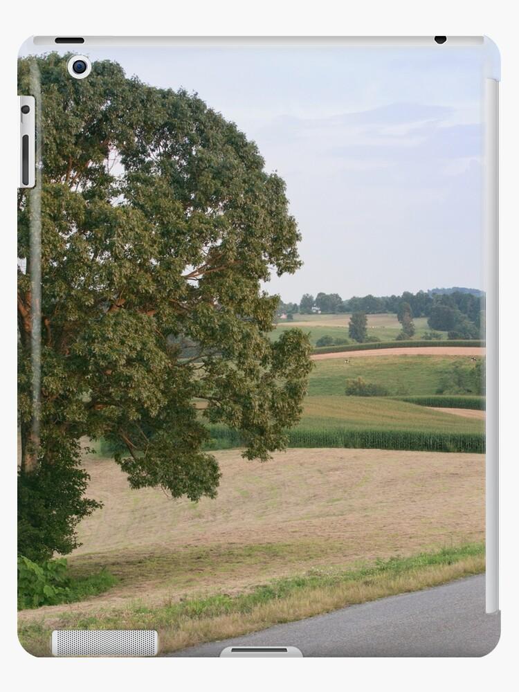 Traveling Through Farmland by SuzannemorriS