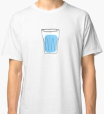 urban glass of water  Classic T-Shirt