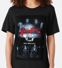 'Tanz der Vampire' T-shirt Slim Fit T-Shirt