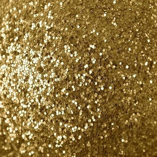 Gold Sparkles by NinaQ