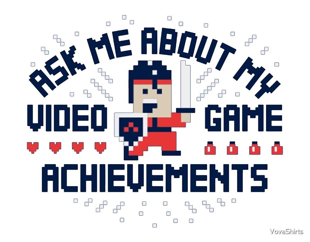 Super Gamer by VovaShirts