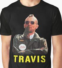 Travis Bickle Graphic T-Shirt