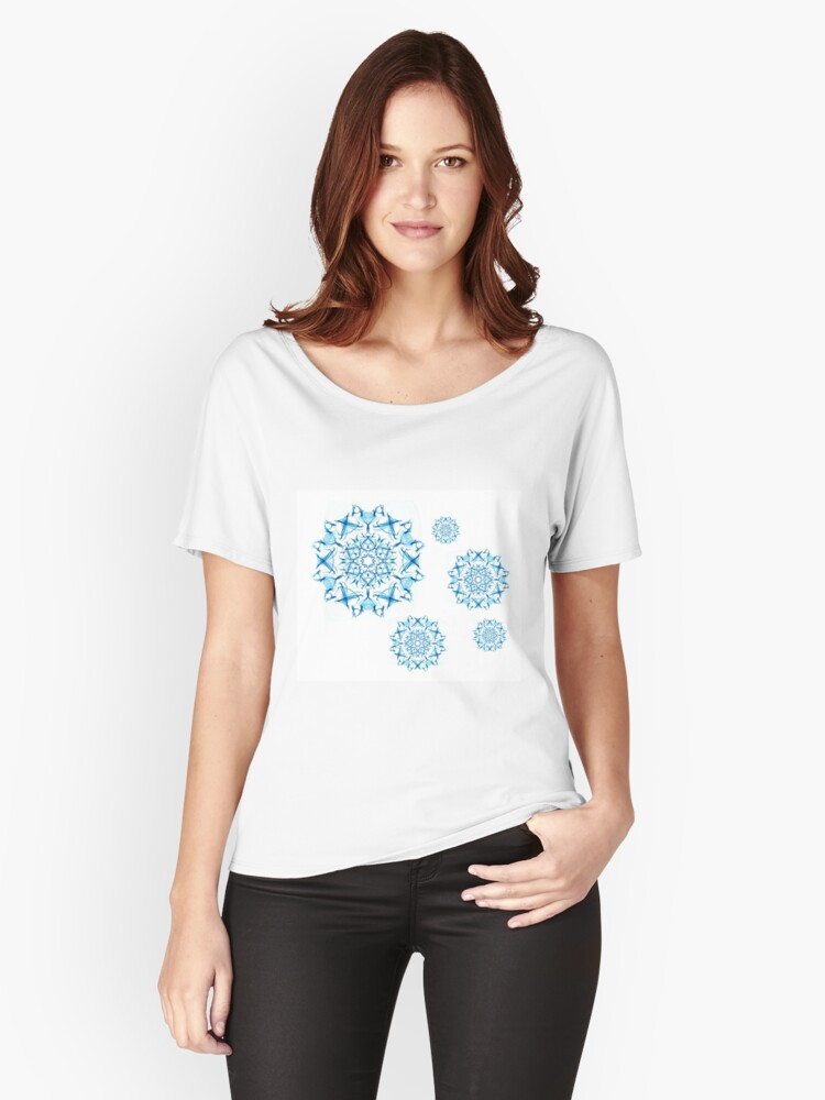 No confusion  Women's Relaxed Fit T-Shirt Front