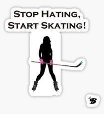 Skate! Sticker