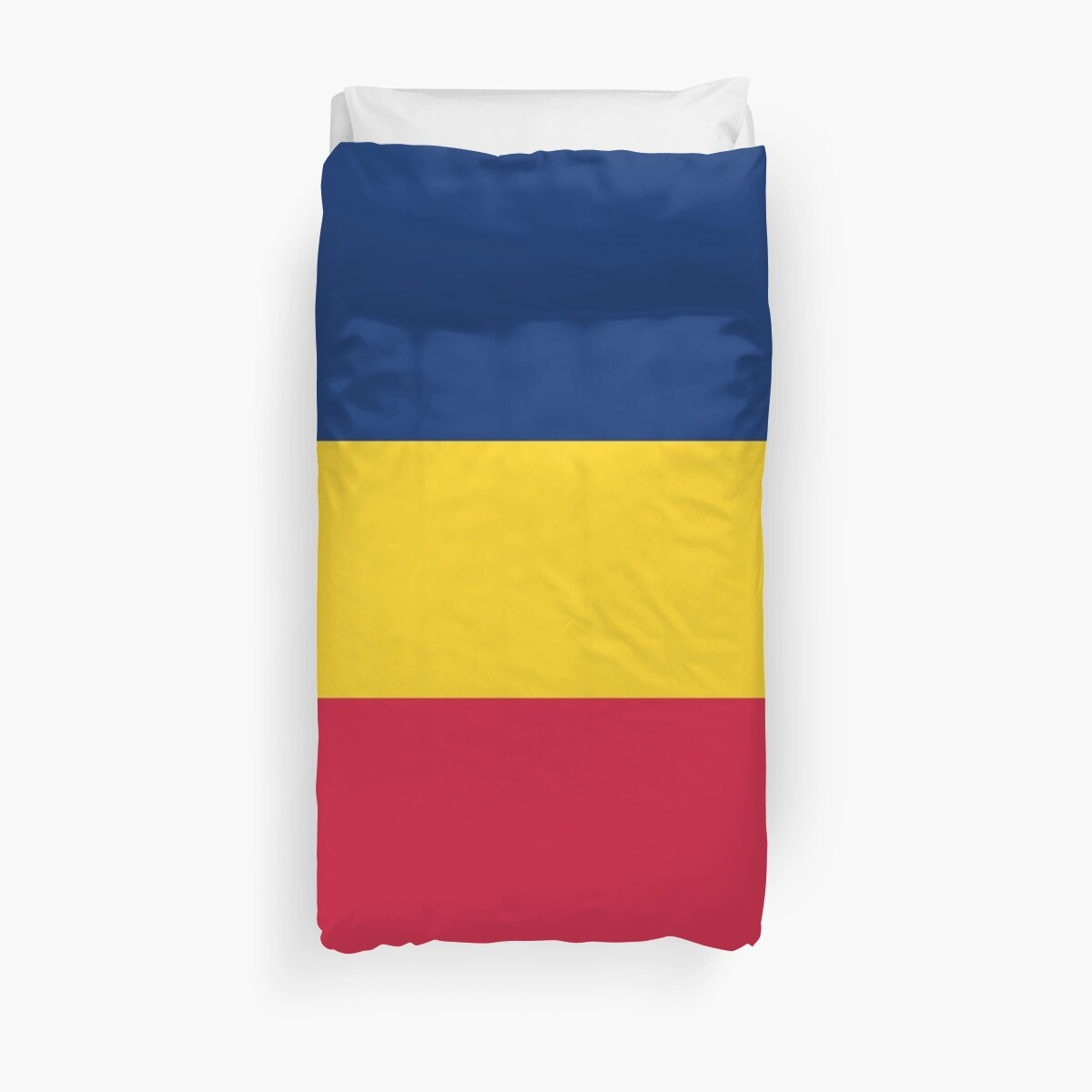 Tricolour Duvet Cover by AberdeenOD