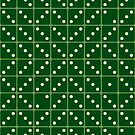 A Maze in Dice - Grass by ChunkyDesign