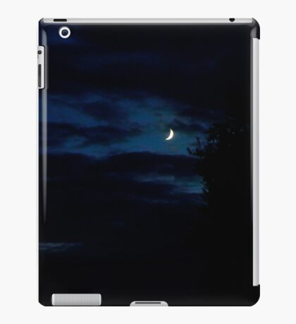 By the Light of the Moon iPad Case/Skin