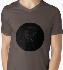 Clever Girl - Sky Raptor Mens V-Neck T-Shirt